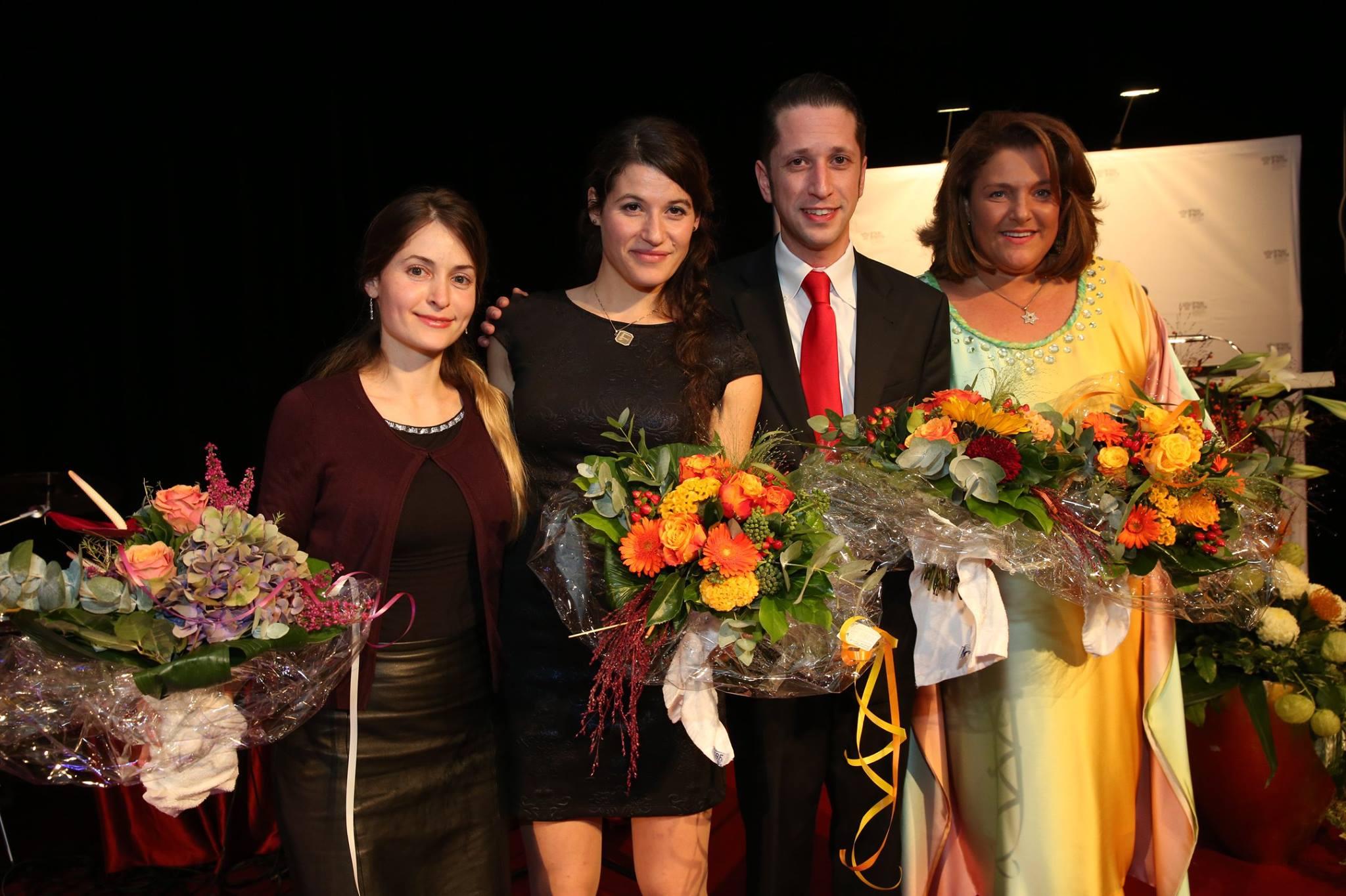 MENTSH 20210 - Jüdisches leben in Deutschland - Gesher Ensemble 01