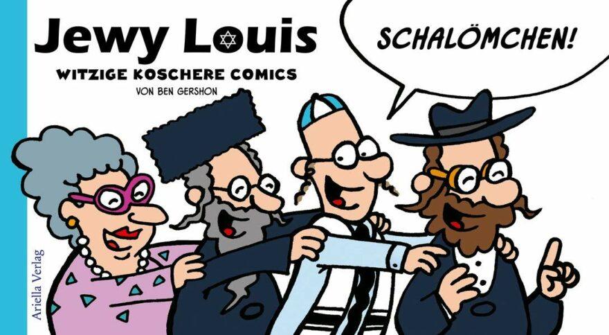 MENTSH 20210 - Jüdisches leben in Deutschland - Ben Gershon Buch 1