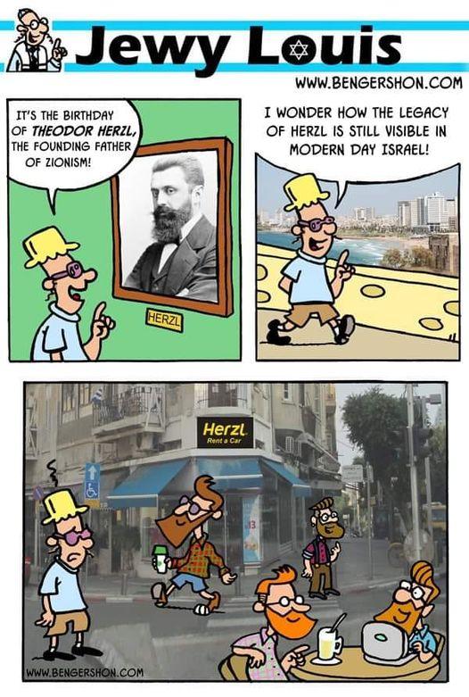 MENTSH 20210 - Jüdisches leben in Deutschland - Ben Gershon Comic