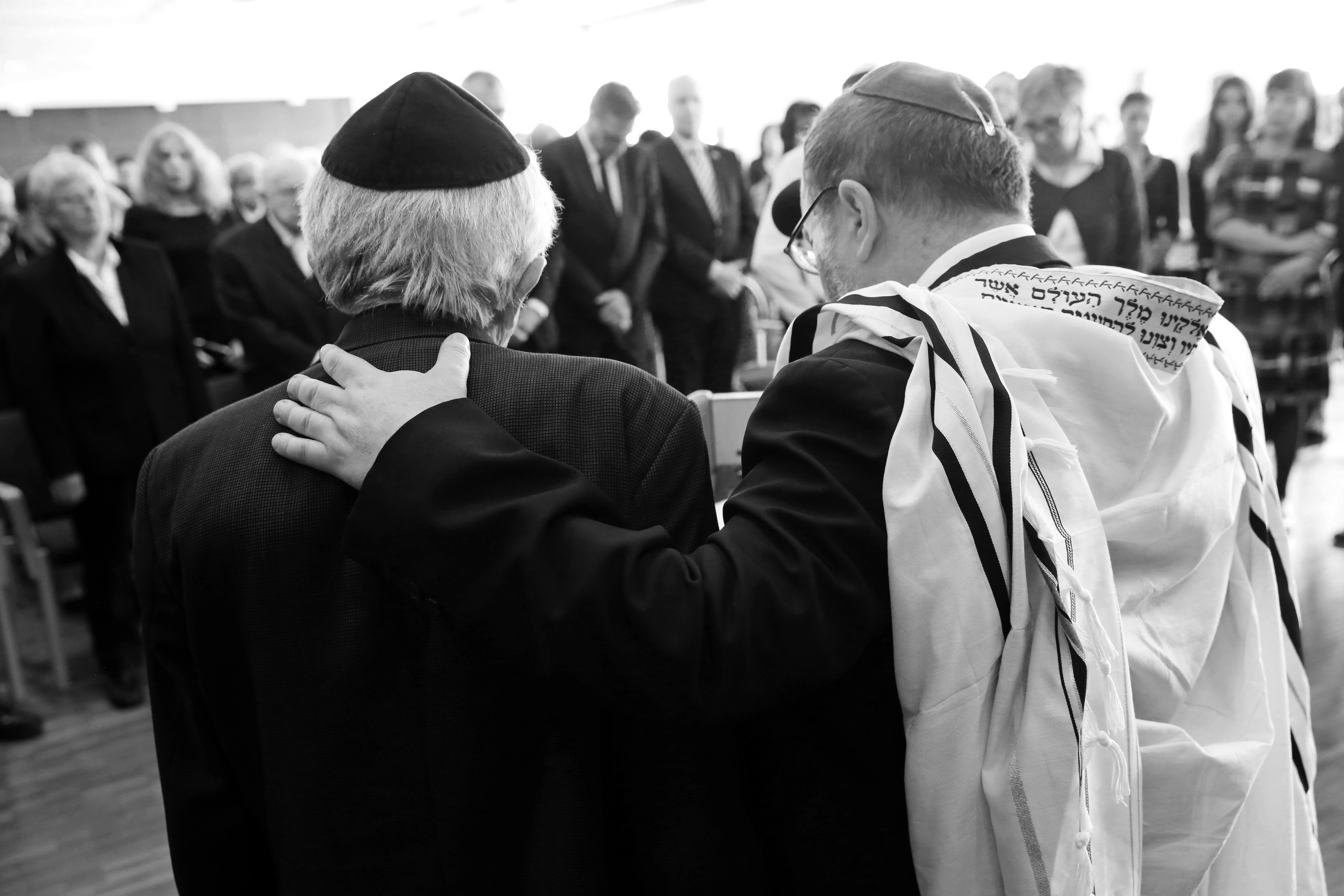 MENTSH 20210 - Jüdisches leben in Deutschland - Gebet 36