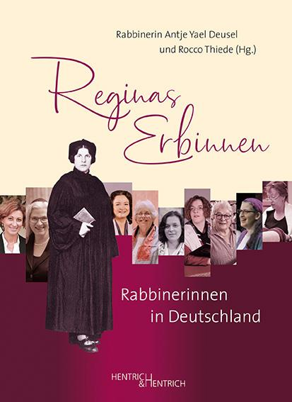 MENTSH 20210 - Jüdisches leben in Deutschland - Rabbinerin Antje Yael Deusel