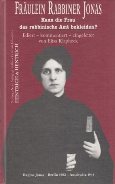 MENTSH 20210 - Jüdisches leben in Deutschland - Rabbinerin Elisa Klapheck