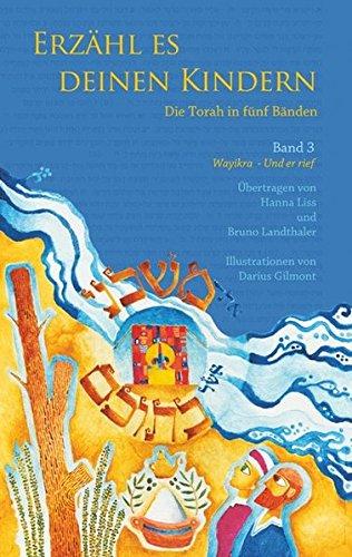 MENTSH 20210 - Jüdisches leben in Deutschland - Thora Band 3