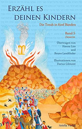 MENTSH 20210 - Jüdisches leben in Deutschland - Thora band 5 1