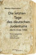 MENTSH 20210 - Jüdisches leben in Deutschland - hillebrand