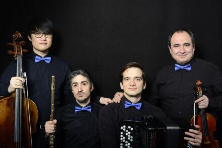 MENTSH 20210 - Jüdisches leben in Deutschland - Quartett Hevenu Shalom